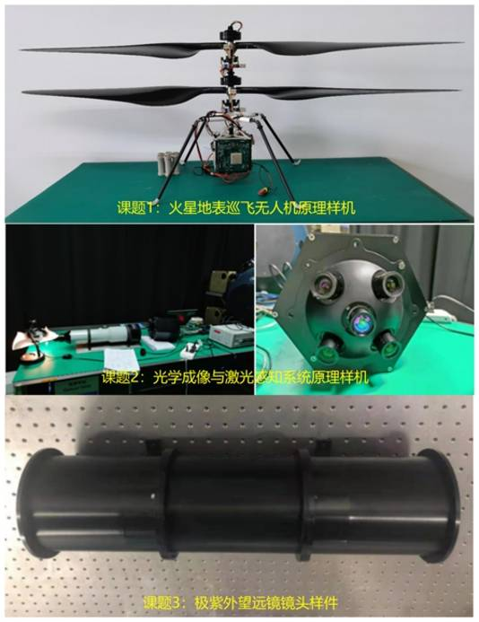 De Chinese marshelikopter gemaakt door de NSSC.