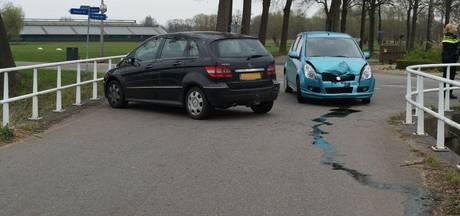 Automobilist gewond bij aanrijding in Beltrum