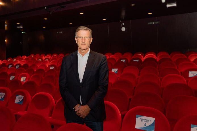 Tom van der Poel van theater De Speeldoos: 'De cultuursector ligt op z'n gat.'