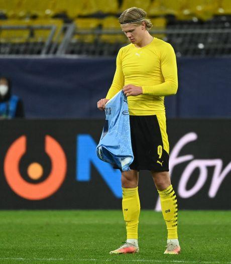 Guardiola en ManCity ten koste van Dortmund naar halve finale tegen PSG
