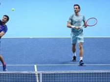 Debutant Koolhof viert met winnen ATP Finals grootste triomf uit loopbaan