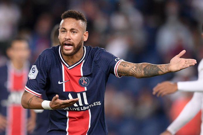 Ook Neymar werd uitgesloten.