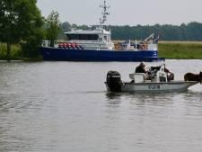 Lichaam in Maas is van vermiste Duitser die na een dagje vissen een duik nam