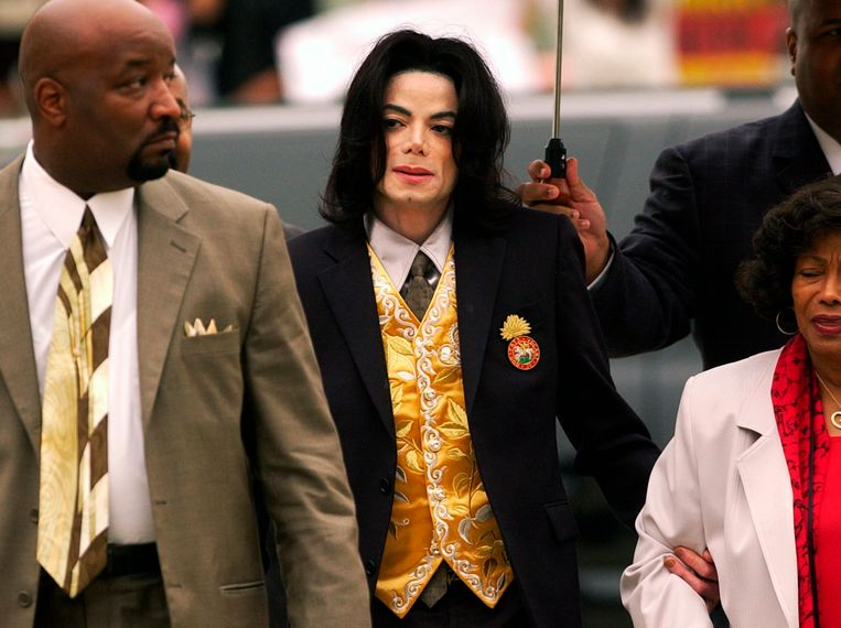 Michael Jackson. Beeld AP
