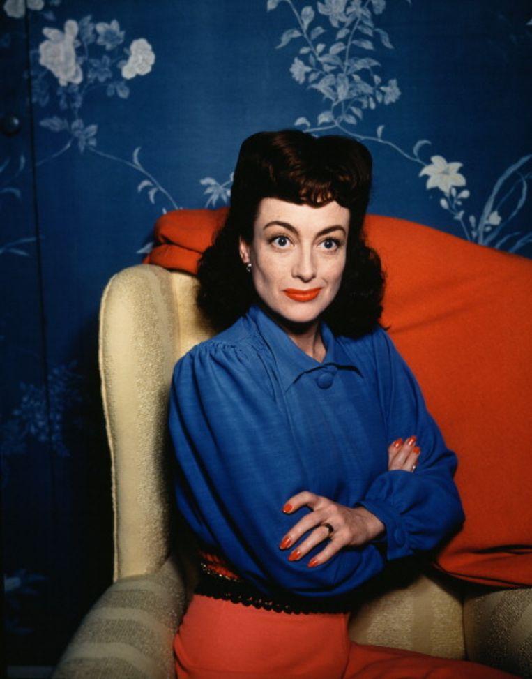 Joan Crawford. Beeld Getty Images