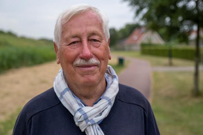 Maarten Schakel (72) uit Zierikzee loopt de Nijmeegse Vierdaagse dit jaar voor de vijftigste keer.