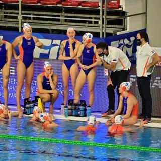 Waterpolosters voor het eerst sinds 2008 naar Olympische Spelen