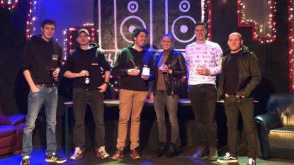 Jeugdhuis Babylon wint barbecuepakket voor beste Tournée Minérale-campagne