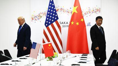 """China: """"In september handelsgesprekken in VS"""""""
