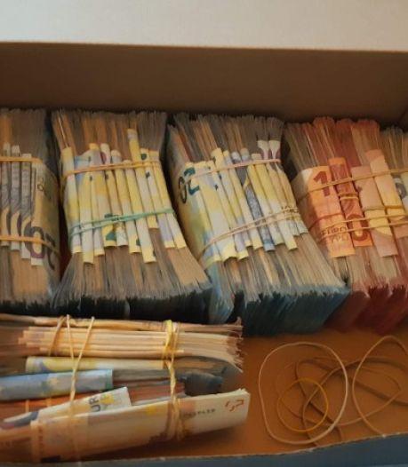 Man uit Eerbeek aangehouden voor handel en levering van grote hoeveelheden drugsgrondstoffen