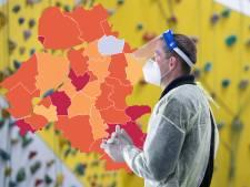 KAART | Meer besmettingen: aantal in Flevoland loopt op naar 148