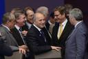 Le ministre français des Affaires étrangères Laurent Fabius