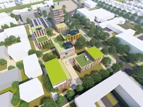 Halverwege 2020 begint bouw FNV-terrein Woerden