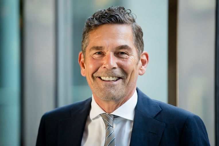 PVV-Kamerlid Harm Beertema was zelf docent op een mbo, maar kan volgens de AOb niet deelnemen aan een onderwijsdebat. Beeld Bart Maat, ANP