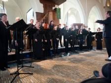 Concert Meesters en Gezellen in Grote Kerk van Dalfsen, opening nieuw cultureel seizoen