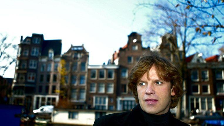 Peter Paul Muller als Klaas Bruinsma in de film 'De Dominee'. © ANP Beeld