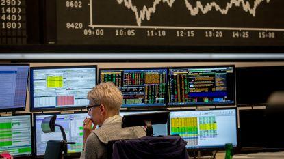 Brusselse beurs al voor derde opeenvolgende dag in herstelmodus