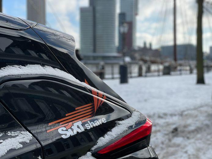 Sixt trok uit onvrede haar deelauto's terug uit Rotterdam, maar ze keren weer terug.