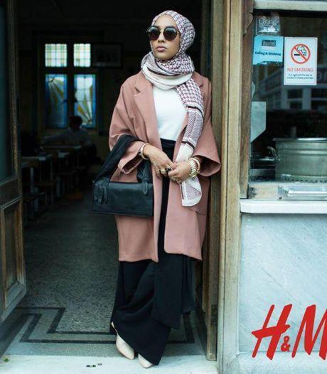 Le premier mannequin en hijab de H&M, c'est elle