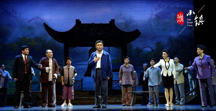 Een gelauwerde opera uit China:  het district Berchem krijgt de artiesten als eerste in Europa over de vloer.