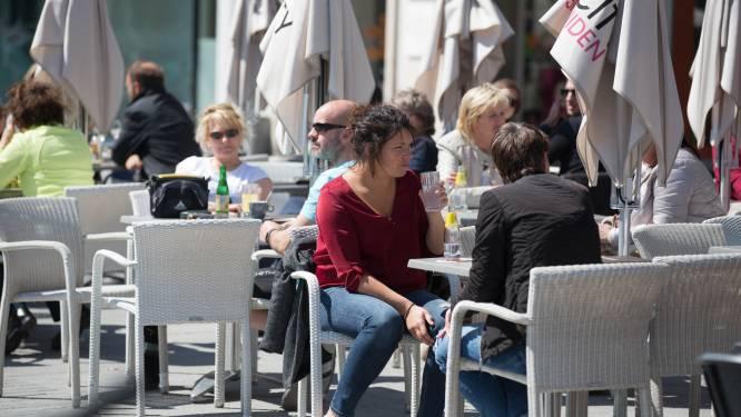 Stad verdubbelt bestaande terrasruimte in heel Sint-Truiden vanaf 8 mei