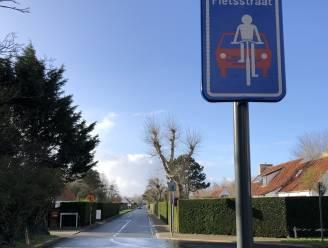 Leopoldstraat voor minstens enkele maanden een fietsstraat