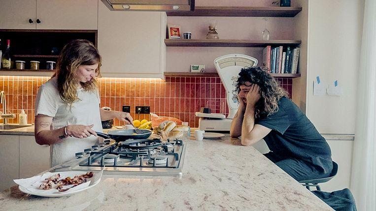 Jerina en Harry in hun bejubelde keuken Beeld vtm