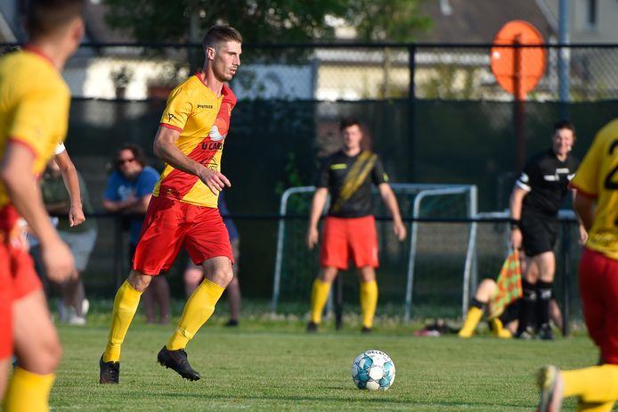 Tom Hillewaere keerde na een periode bij SC Zonnebeke terug naar de Tabaksploeg.