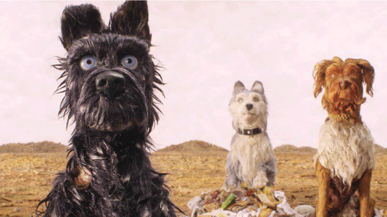Isle of Dogs Beeld Q2
