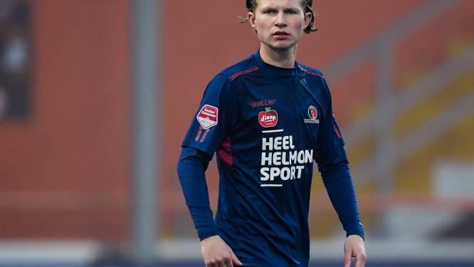 """KVM-huurling Arno Van Keilegom tekent driejarig contract bij Helmond Sport: """"Grote blijk van waardering"""""""