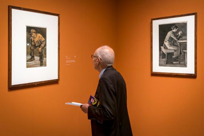 Tentoonstelling Van Goghs intimi in het Noordbrabantsmuseum.