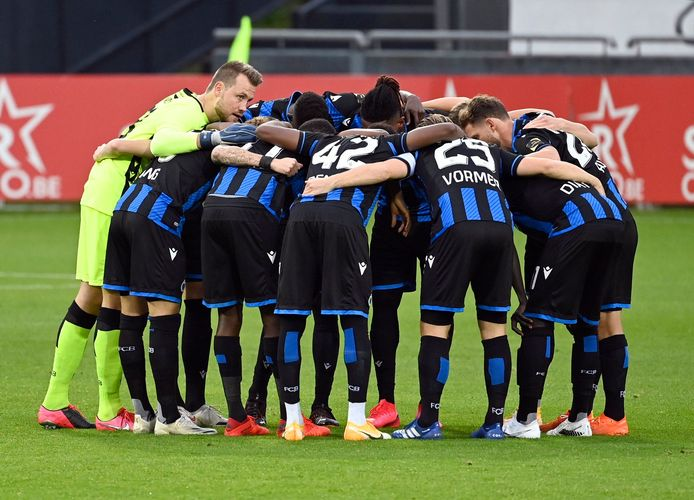 Club Brugge werkt nog tien wedstrijden af dit jaar.