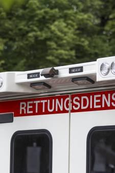 Veel gewonden bij busongeluk Duitsland