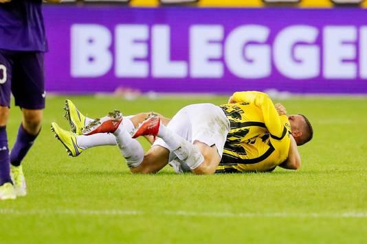 Sondre Tronstad valt in de armen van Maximilian Wittek.