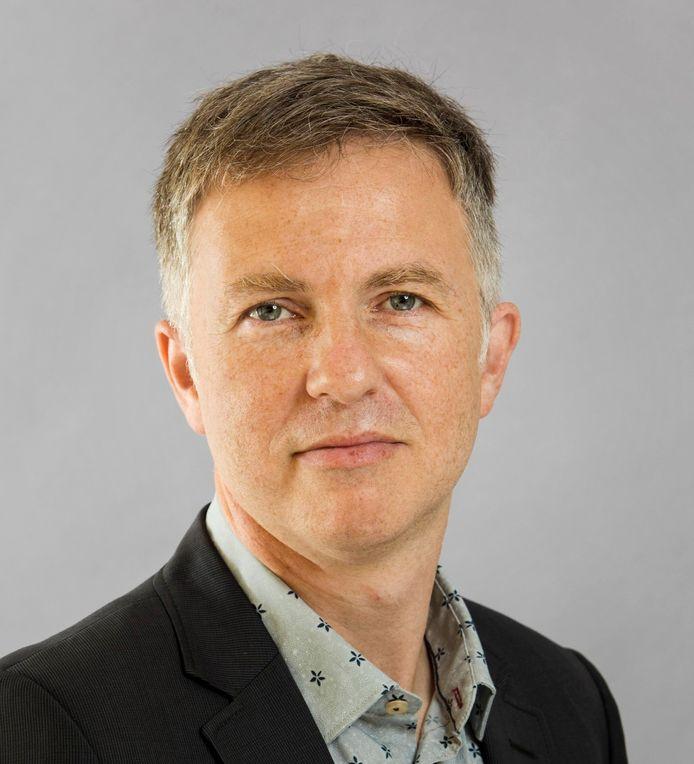 Correspondent Matt Steinglass, correspondent van The Economist.