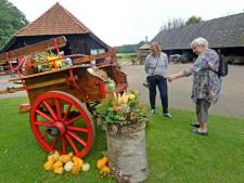 Museumboerderij Wendezoele doet mee aan het Textielfestival Twente 2021