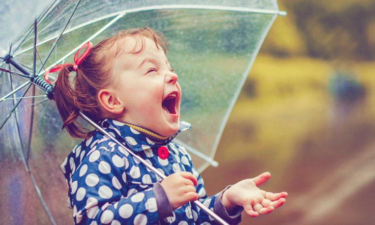 Deze vrolijke Frans laat zien hoe besmettelijk lachen is