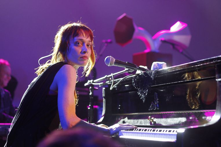 Fiona Apple, een aantal jaar terug tijdens de Grammy Awards. Beeld ap