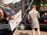 Zo vind je vanuit de auto de liefde van je leven: 'We hangen een bordje naar buiten met 'ben jij single?''