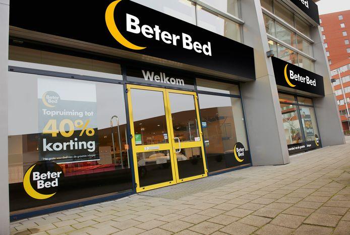 Beter Bed heeft Matratzen Concord in Duitsland verkocht. De verkoop is bedoeld om Beter Bed te verstevigen.