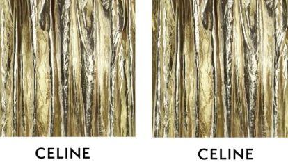 Daarom zijn fans razend over het nieuwe logo van modemerk Celine