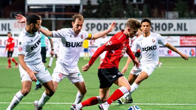 Helmond Sport begint dinsdagmiddag aan inhaalreeks tegen Almere City