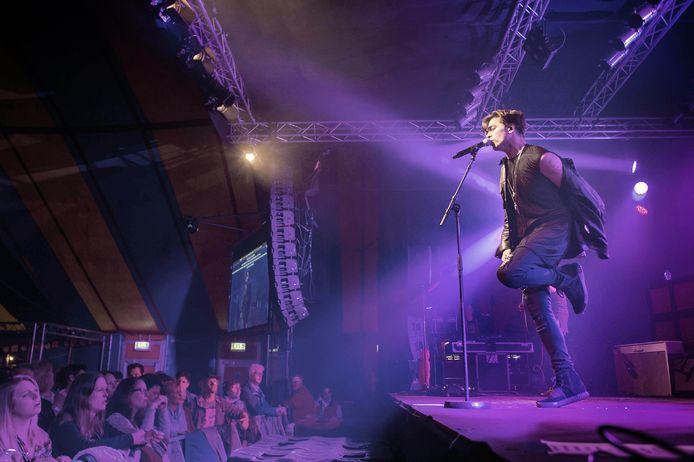 Waylon op Pleinpop in 2017