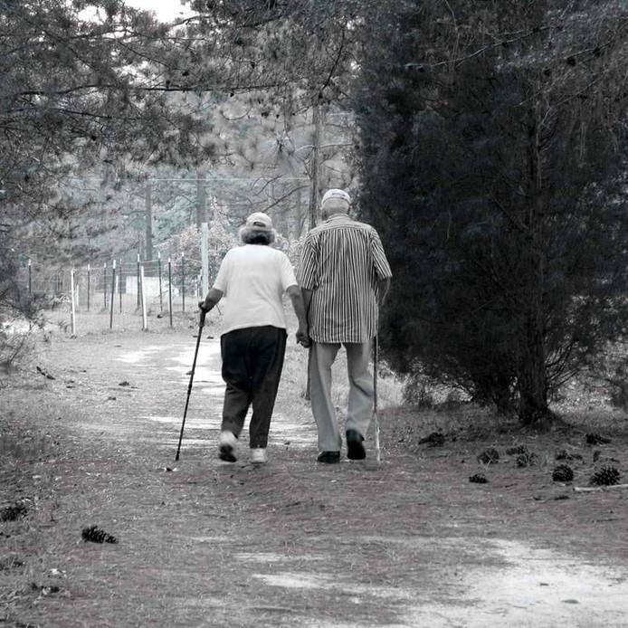 Mariés pendant 71 ans, ils sont morts à 12 heures d'intervalle.