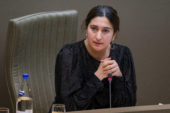 Vlaams minister Zuhal Demir ontving de mail op 2 maart, de dag van haar verjaardag.