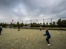 Oppositie wil alternatief voor opblaashal op sportpark om te voorkomen dat leerlingen niet kunnen gymen