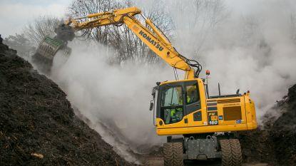 Sint-Niklase zwarte goud is van topkwaliteit: stedelijke compostwerf behaalt keurlabel
