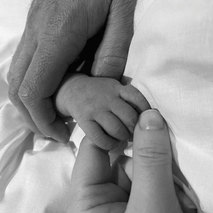 Een kleine prins is geboren.