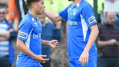 OEFENMATCHEN. Genk ziet Hagi debuteren en wint met 3-0 van Lokomotiva Zagreb - Anderlecht boot in tegen AZ