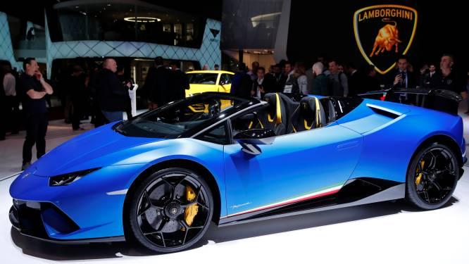Lamborghini is hét statussymbool voor cryptomiljonairs